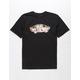 VANS OTW Logo Fill Flame Boys T-Shirt