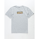 VANS Easy Box Fill Flame Boys T-Shirt