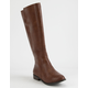 CITY CLASSIFIED Clean Womens Riding Boots