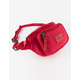 DICKIES Canvas Red Fanny Pack