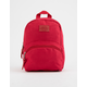DICKIES Cotton Canvas Red Mini Backpack