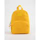 DICKIES Cotton Canvas Mustard Mini Backpack