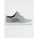 LAKAI Griffin Gray Mens Shoes