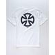 VANS x Independent Dual Logo Boys T-Shirt