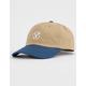 VANS Thayer Curved Bill Jockey Mens Strapback Hat