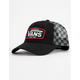 VANS Drop V Patch Mens Trucker Hat