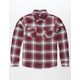RSQ Shasta Boys Flannel Shirt