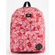 VANS Old Skool II Red Backpack