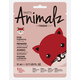 MASQUE BAR Pretty Animalz Fox Face Mask