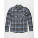 HIPPYTREE Sheldon Mens Flannel Shirt