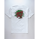 SANTA CRUZ Bonsai Dot Mens T-Shirt