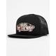 VANS Classic Printed Black Boys Trucker Hat