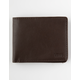 VANS Drop V Dark Brown Wallet