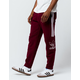 ADIDAS Outline Maroon Mens Sweatpants
