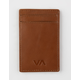 RVCA Clean Mens Card Wallet
