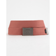 RVCA Falcon Pink Web Belt