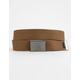 RVCA Falcon Brown Web Belt