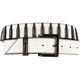 ARMOURDILLO White Croc 5050 Belt