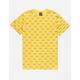 HUF Domestic Gold Mens T-Shirt