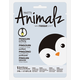 MASQUE BAR Pretty Animalz Penguin Purifying Face Mask