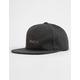 RVCA Tonally Embroidered Mens Strapback Hat