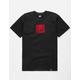 HUF Script Box Mens T-Shirt