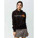 SANTA CRUZ Classic Dot Charcoal Womens Sweatshirt