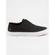 HUF Dylan Slip-On Black Mens Shoes