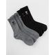 ADIDAS 6 Pack Originals Trefoil Boys Crew Socks