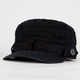 Patchwork Womens Military Hat