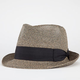 Wire Band Womens Fedora