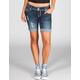 AMETHYST Womens Denim Shorts