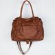 T-SHIRT & JEANS Front Pocket Zip Tote Bag
