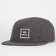RVCA Eclipse Mens 5 Panel Hat