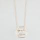 FULL TILT 3D Cut Out Pendant Necklace