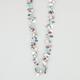 FULL TILT Metal Disc Bead Necklace