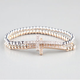 FULL TILT 2 Piece Beaded Cross Bracelets