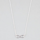 FULL TILT Infinity Pendant Necklace