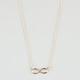 FULL TILT Infinity Pendant Necklace