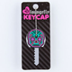 LOUNGEFLY Sugar Skull Key Cap