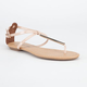 CITY CLASSIFIED Elaine Womens Sandals