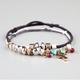 FULL TILT 3 Piece Cross Charm Bracelets
