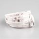 GOOD WORKS Crystals Wrap Around Bracelet
