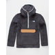 THE NORTH FACE Campshire Color Block Mens Hoodie