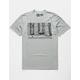 HIPPYTREE Sequoia Heather Gray Mens T-Shirt