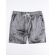 LIRA Gadzooks Gray Mens Shorts