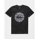QUIKSILVER Oriental Circle Mens T-Shirt