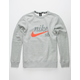 NIKE SB Icon Craft Heather Mens Sweatshirt