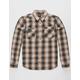 RVCA Thatll Work Mens Flannel Shirt