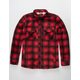 RIP CURL Porter Anti Series Mens Flannel Shirt Jacket